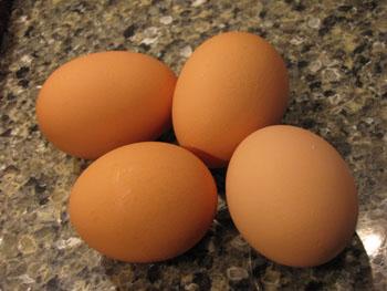 eggs Pasta alla Carbonara