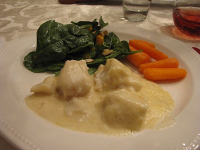 codplated Recipe Review:  Canadian Livings Cod au Gratin