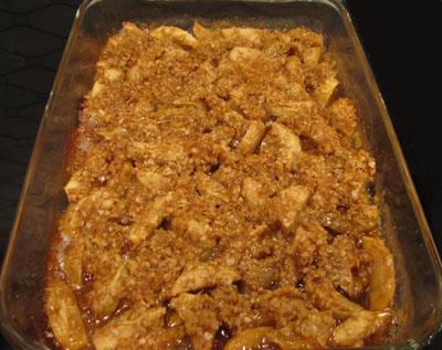 simplyapple Simply Recipes Apple Crisp