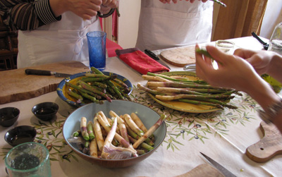 farcisclass Cooking in Nice:  Part Two