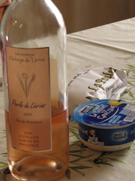 rosewine Cooking in Nice:  Part Two