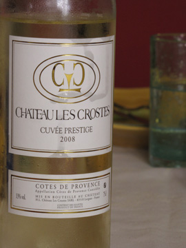 whitewine Cooking in Nice:  Part Two
